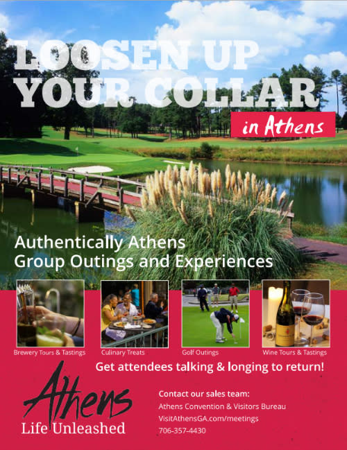 Athens tours for meetings conventions groups