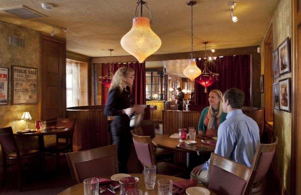 Washington House Hotel Dining Room