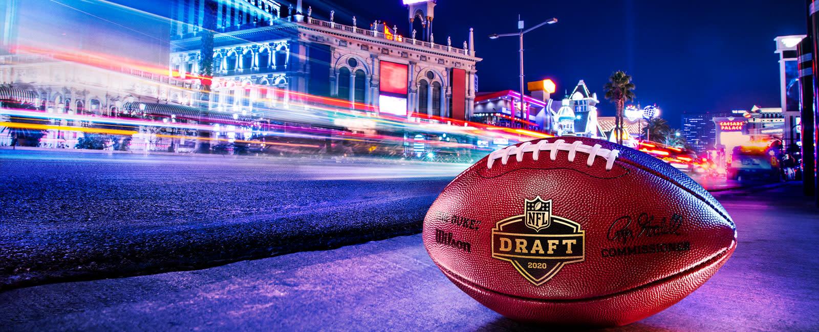 NFL Draft in Las Vegas