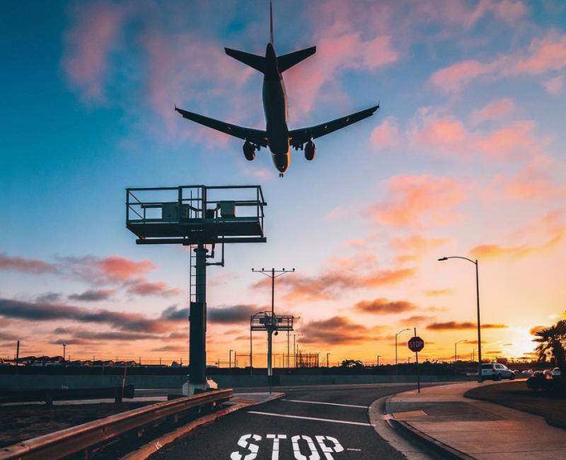 Airports near Huntington Beach