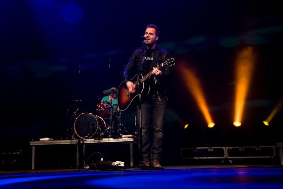 Matthew West at I Am Second Event