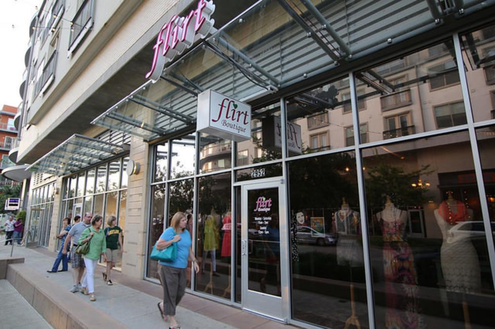 Flirt Boutique west 7th