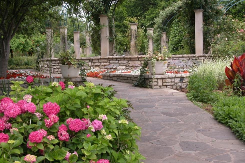 Fort Worth Botanic Garden   Fort Worth, TX 76107-3420