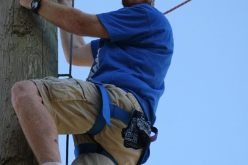 Challenge Course High Ropes