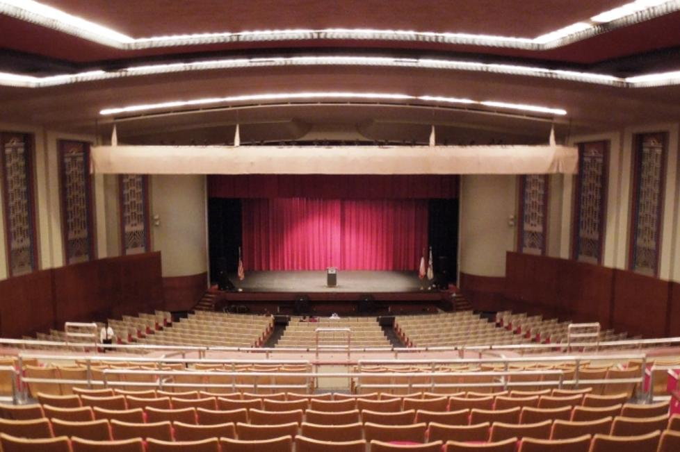 Will Rogers Auditorium