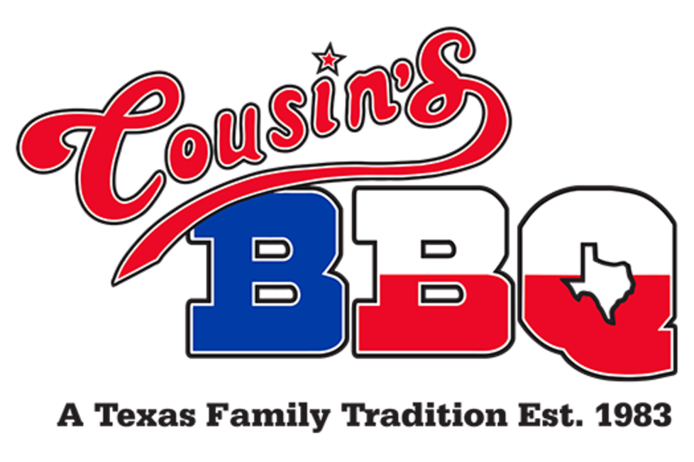 Cousin's BBQ Logo