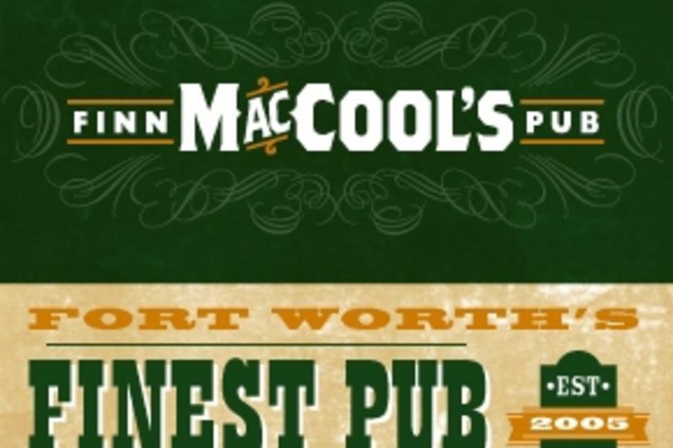 Finn MacCool's Logo