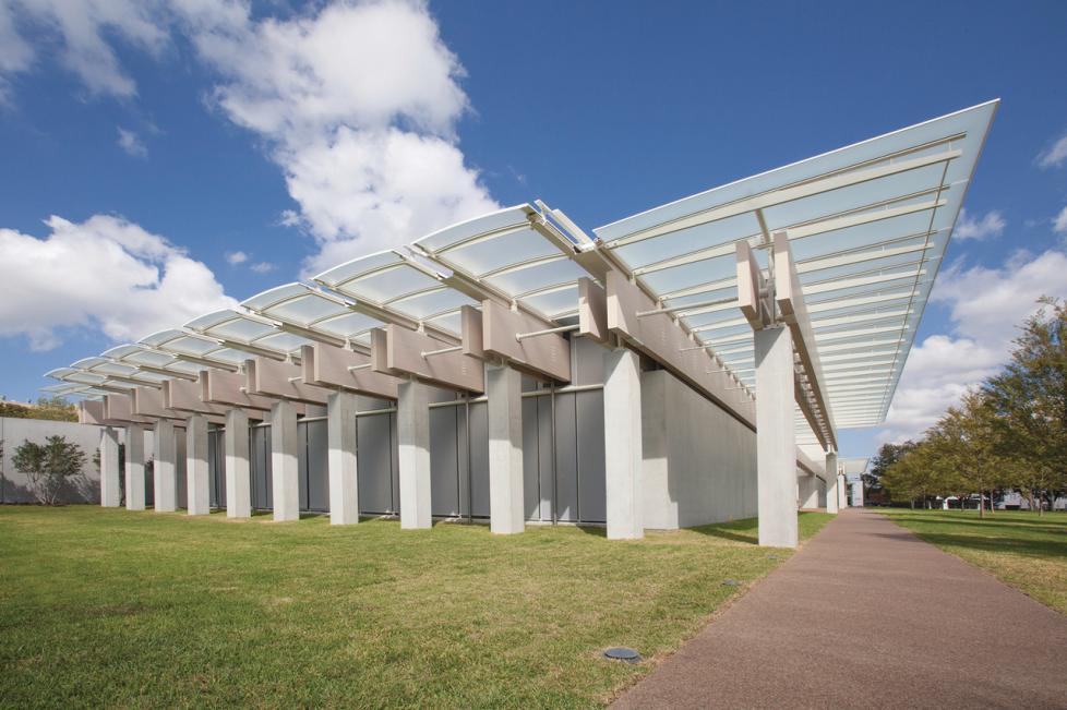 Renzo Piano Pavilion