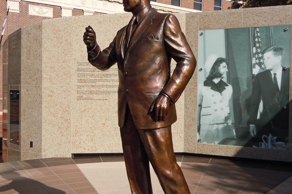 JFK Tribute courtesy Jeffrey Stvan 2