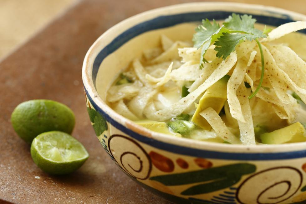 Reata's Tortilla Soup