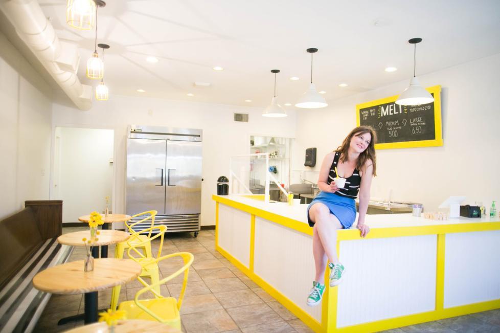Melt Ice Cream Fort Worth