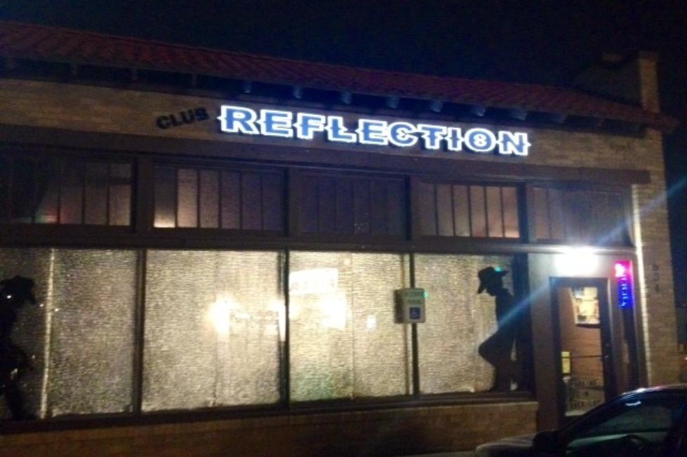 club reflection