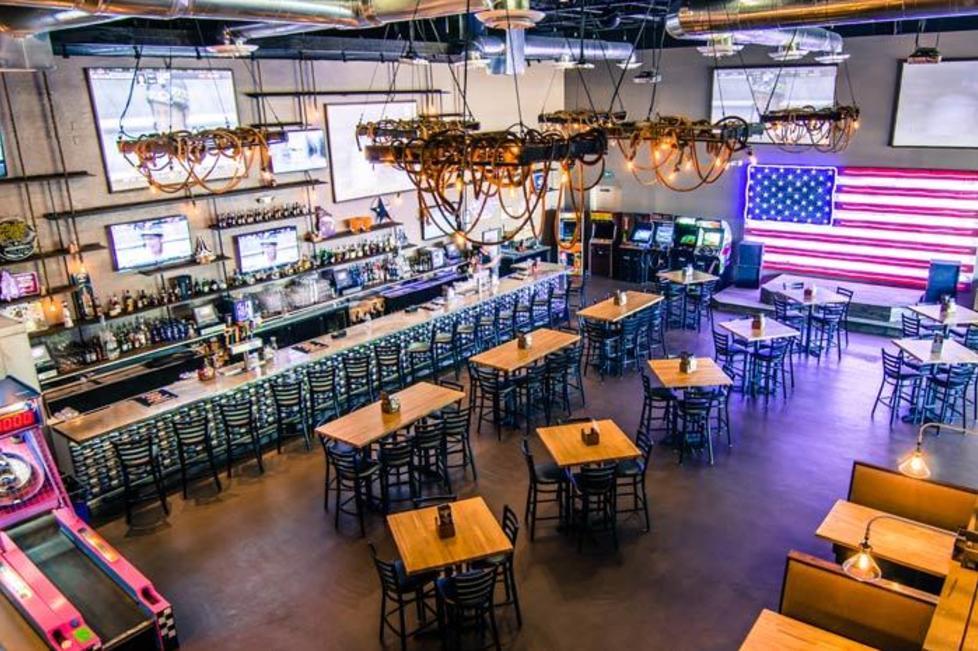 landmark bar and kitchen