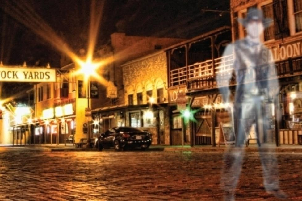fort worth stockyards ghost tour