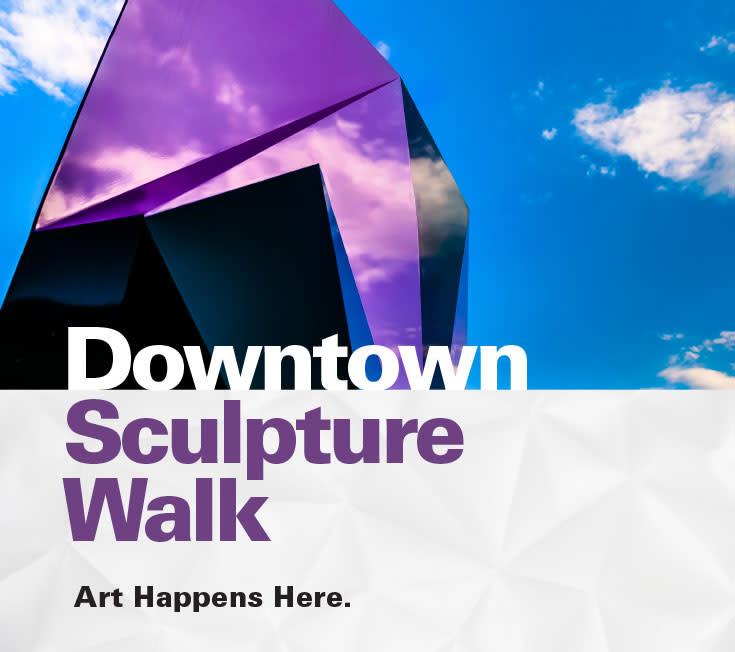 Lansing Community College Sculpture Walk
