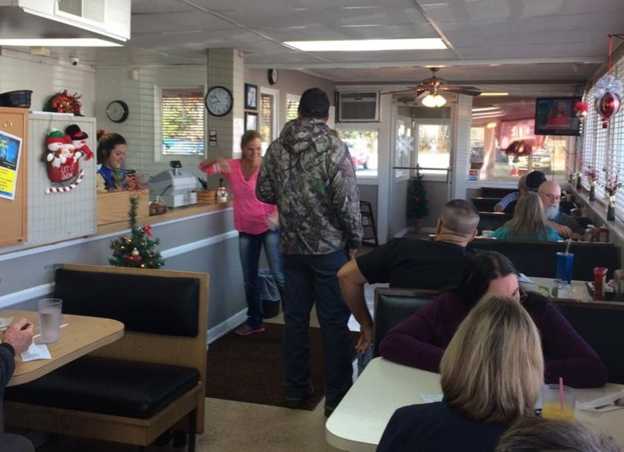 Carolina Cafe in Spindale, NC