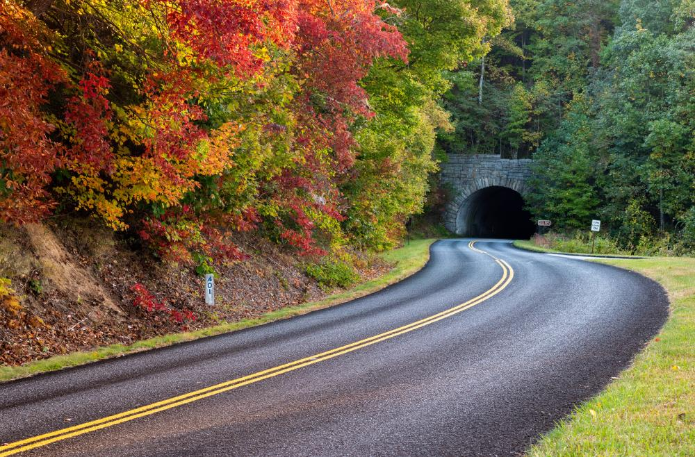 2018 Fall Color Blue Ridge Parkway
