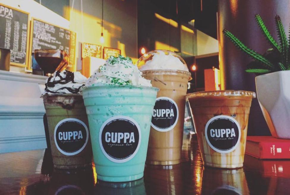 Cuppa Espresso