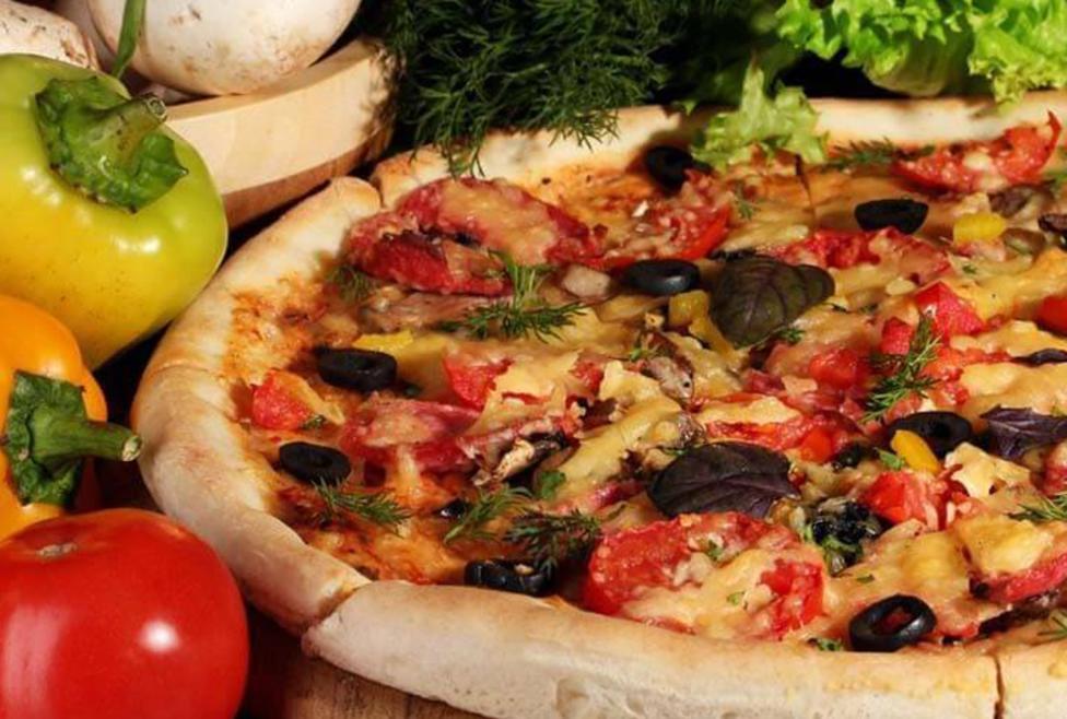 Classic Chicago Gourmet Pizza