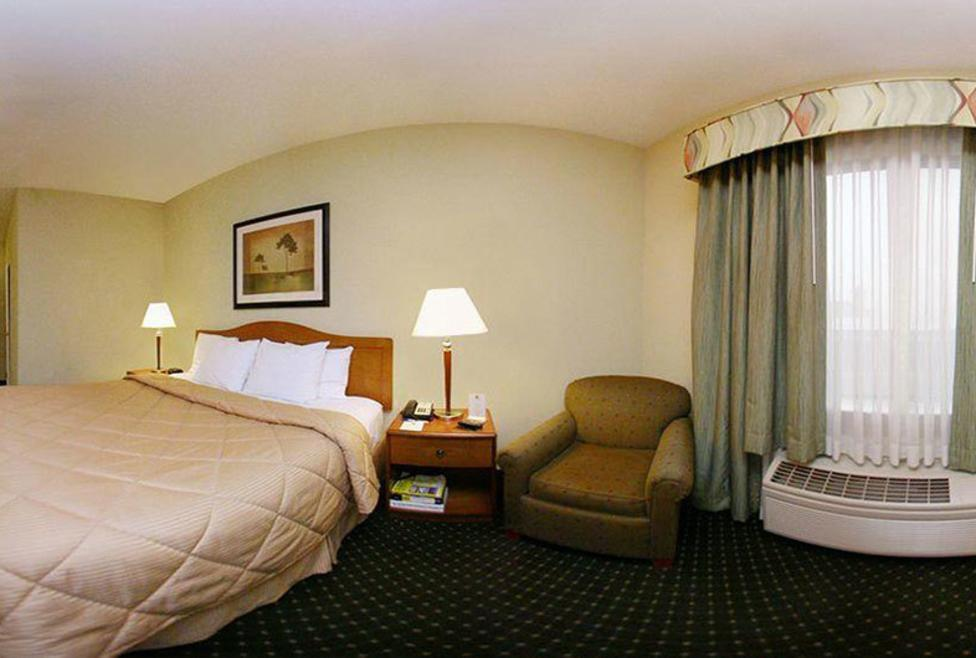 Comfort Inn DFW Airport North King 2
