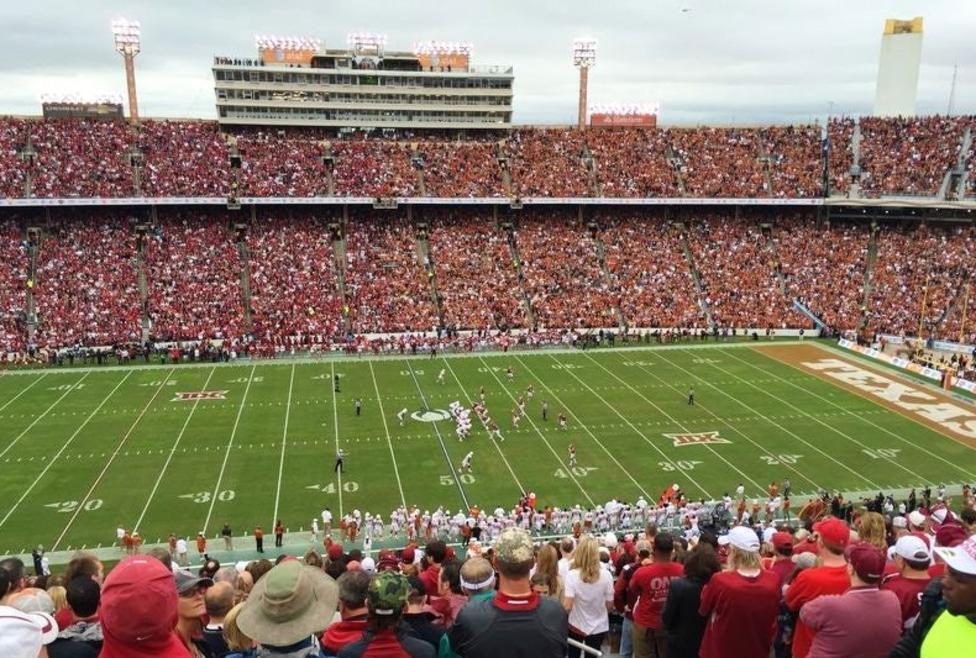 Cotton Bowl Stadium