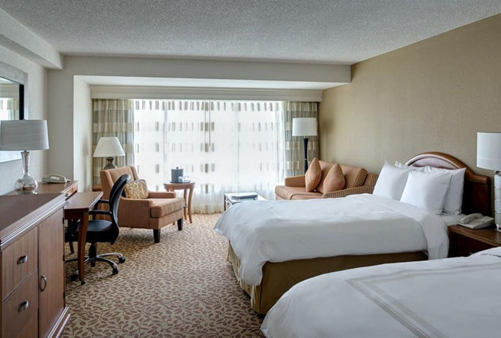 Dallas Marriott Las Colinas - Double