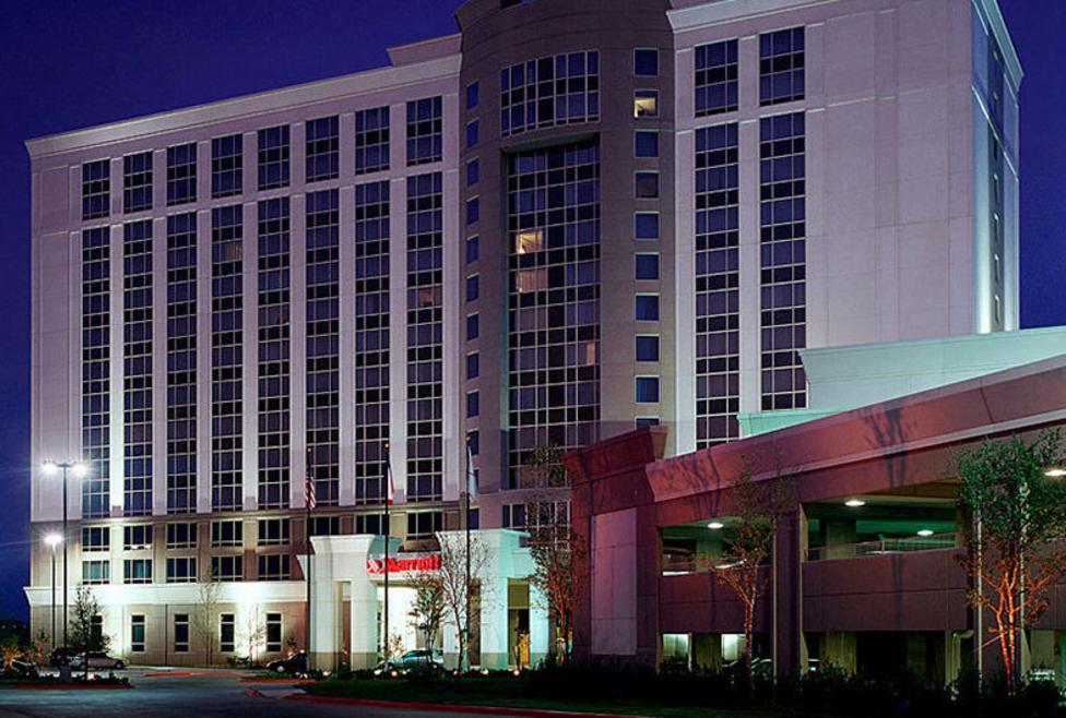 Dallas Marriott Las Colinas - Exterior