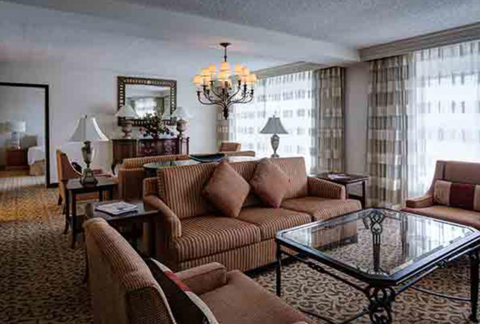 Dallas Marriott Las Colinas - Hospitality