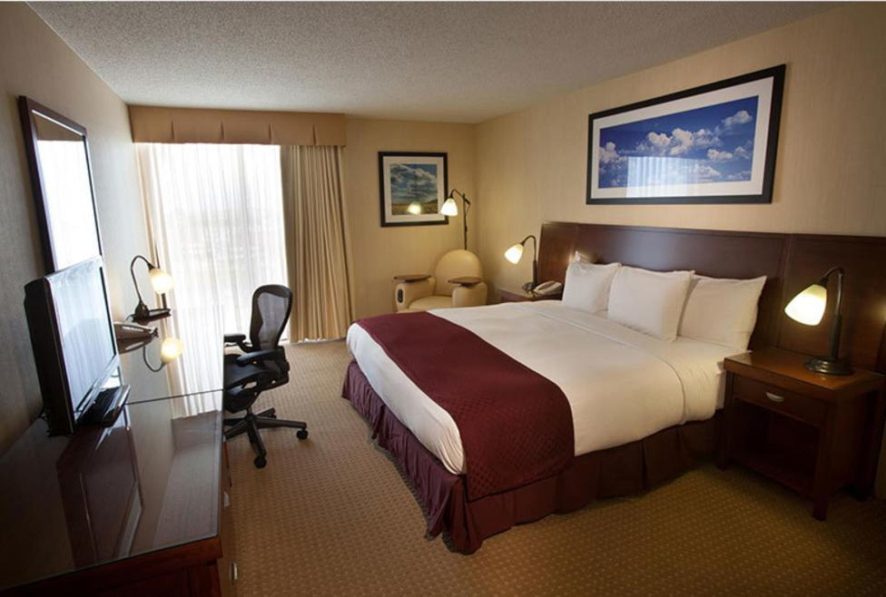 Doubletree by Hilton DFW Airport North - King
