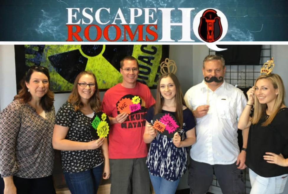 Escape Rooms HQ