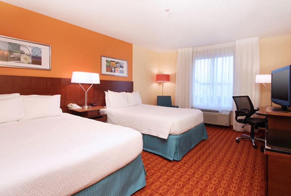 Fairfield Inn & Suites - Las Colinas - Double