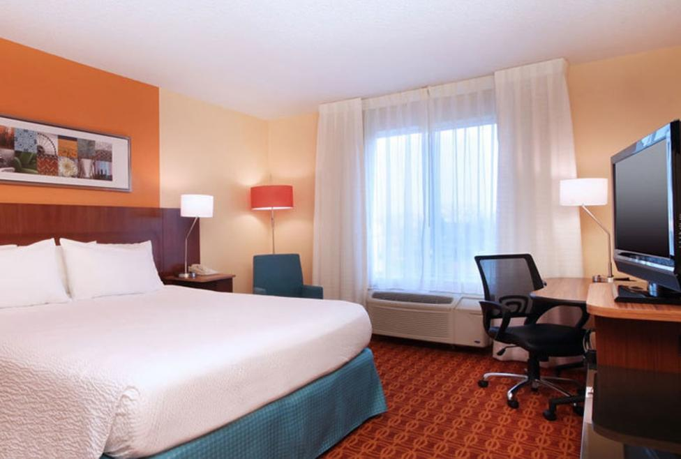 Fairfield Inn & Suites - Las Colinas - King