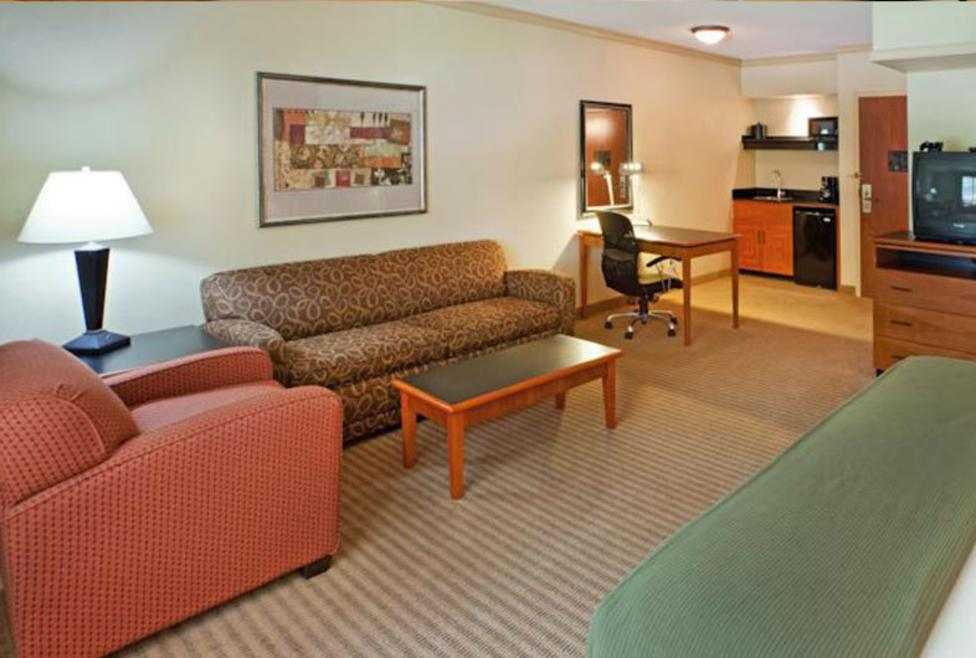 Holiday Inn Express Hotel & Suites - DFW Airport North - suite