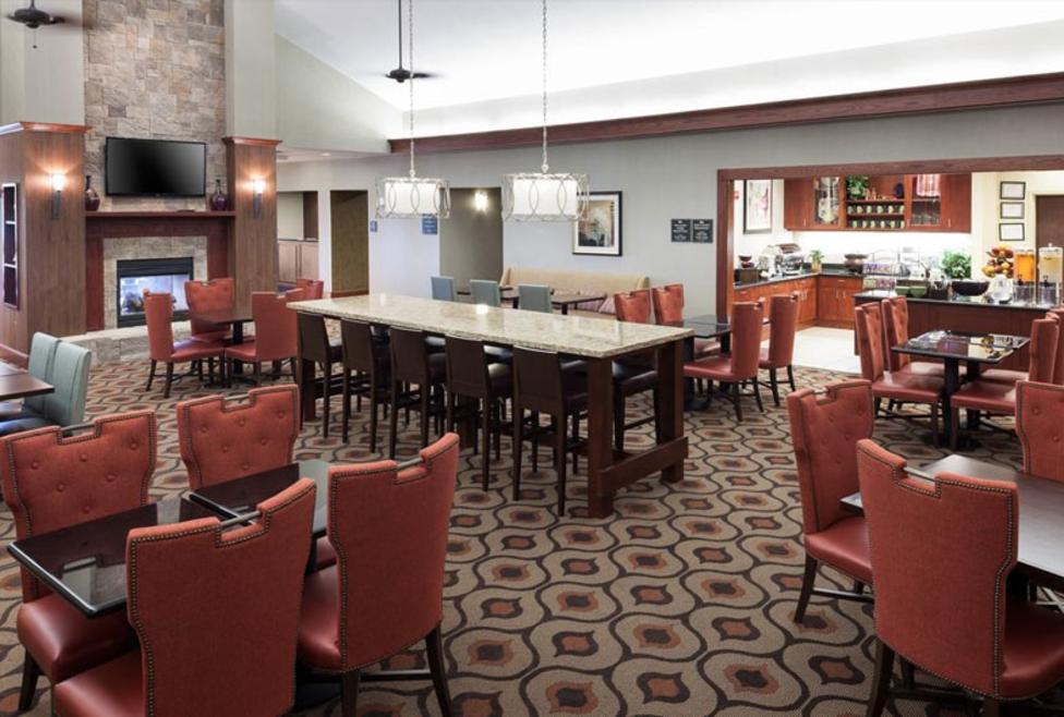 Homewood Suites DFW Cafe