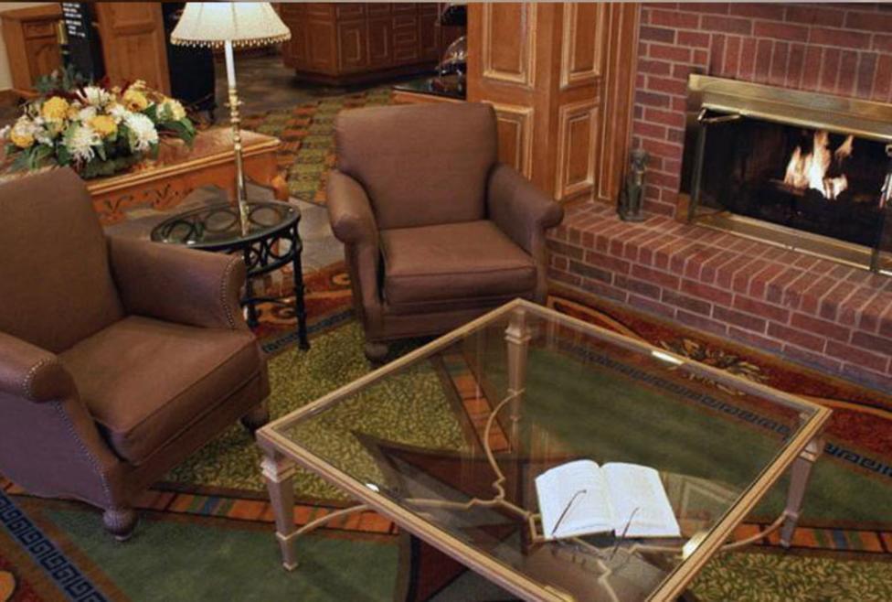 Homewood Suites Las Colinas - Lobby