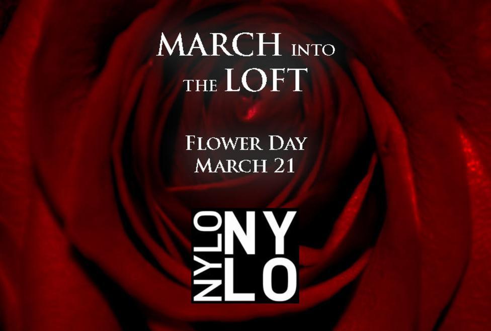 NYLO Flower Day