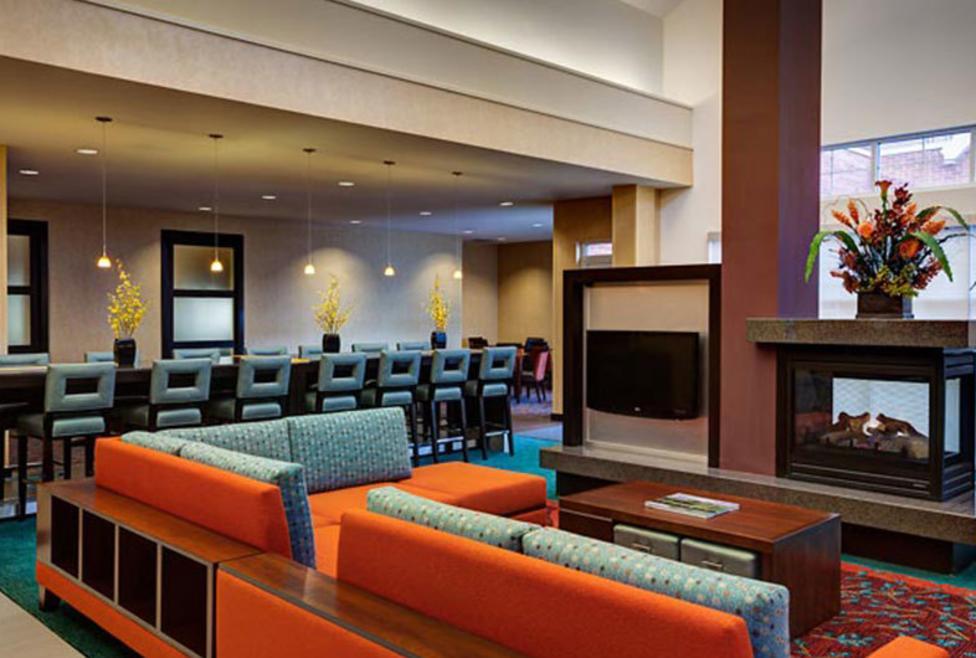 Residence Inn DFW South - lounge
