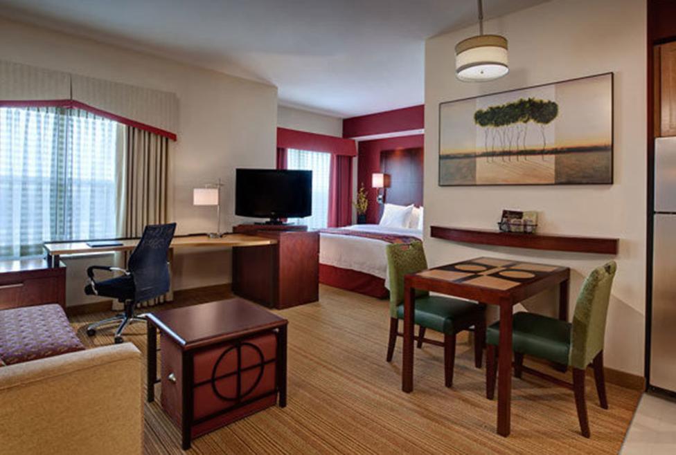 Residence Inn DFW South - suite