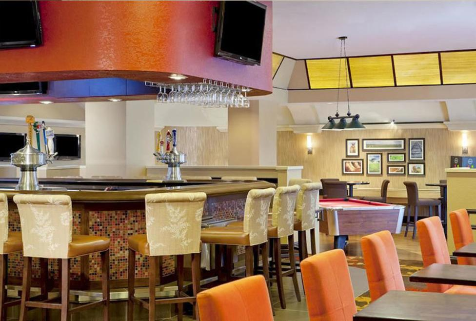 Sheraton - lounge
