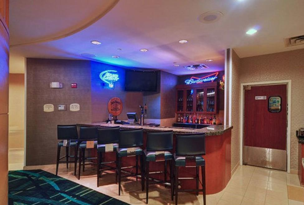 Springhill Suites - lounge