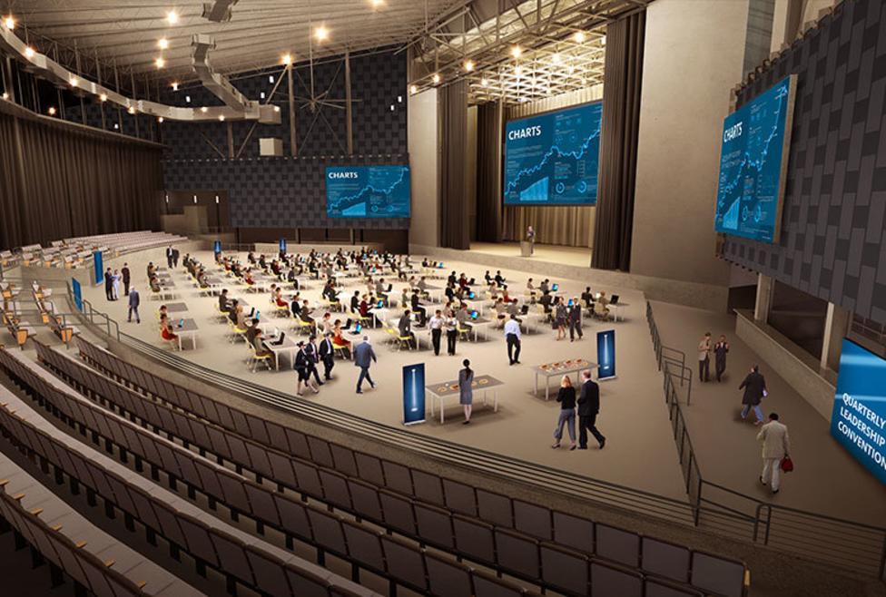 The Pavilion 3