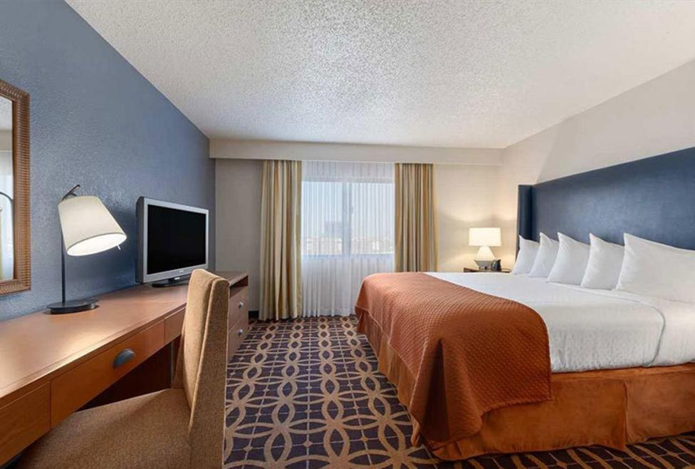 Embassy Suites - DFW Airport South - King