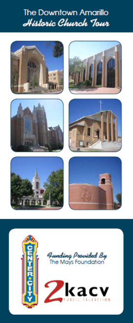 Click here to download the Amarillo Churches brochure