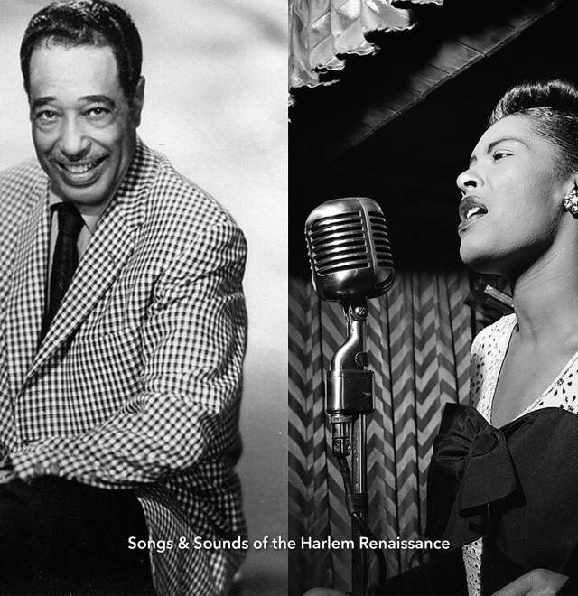Songs & Sounds of the Harlem Renaissance