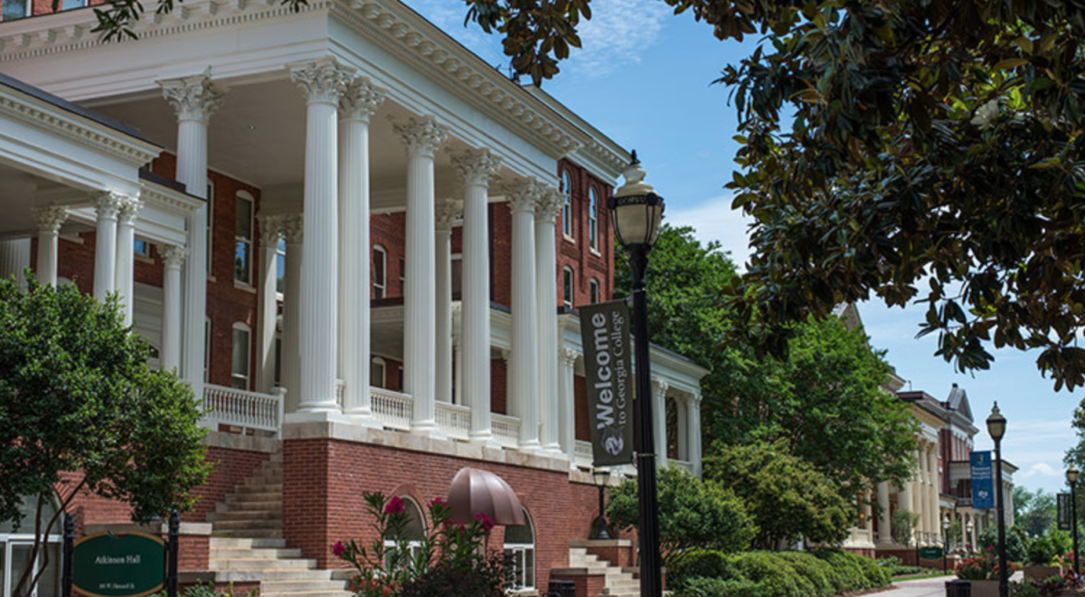 Atkinson Hall Georgia College