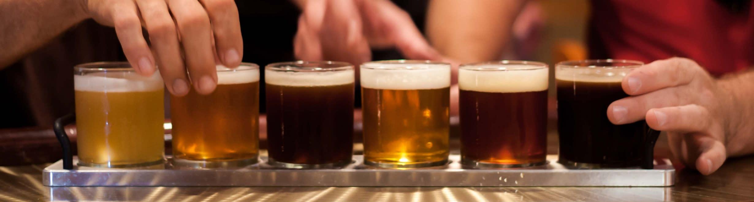 Flight of Beer: Ale Asylum
