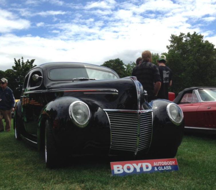 Father's Day Car Show 2016