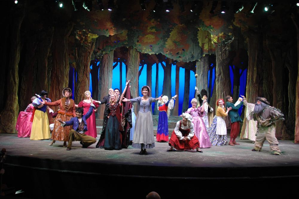 Amarillo Little Theatre - Into the Woods 1