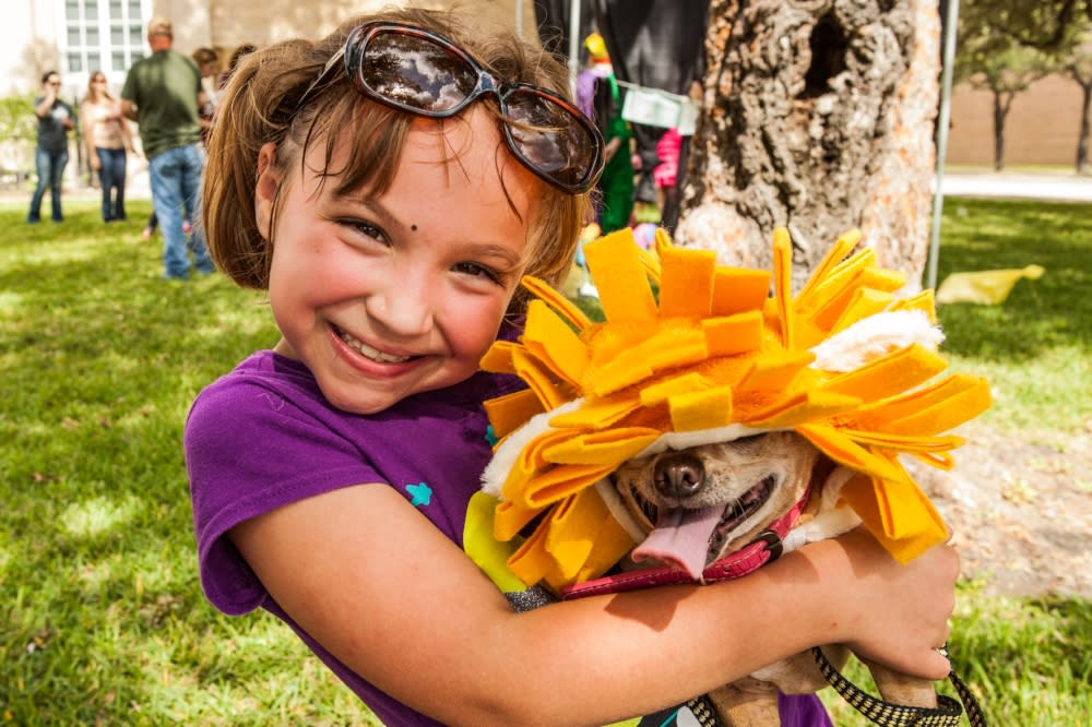 Dogtober Fest in Beaumont, Tx