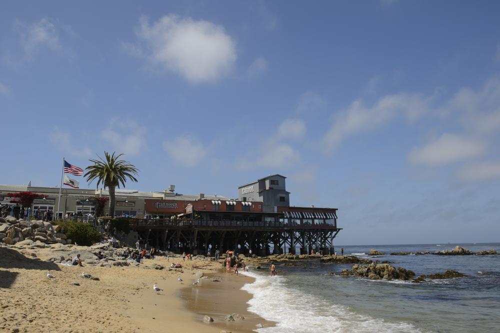 McAbee Beach, Monterey